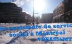 Invitation :Soirée de réseautage entre travailleurs et travailleuses sociales (TS)