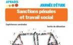"""8/11/2019 - Amiens - Journée d'étude : """"Santions pénales et travail social"""""""