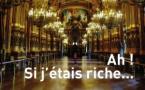 Le grand foyer de l'Opéra Garnier, en 2018. Cette photographie est l'oeuvre de Zairon et diffusée par commons.wikimedia.org