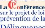 Prévention de la Délinquance : communiqué de la CONFERENCE PERMANENTE DES ORGANISATIONS PROFESSIONNELLES DU SOCIAL