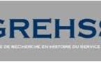 Info GREHSS (Groupe de Recherche sur l'Histoire du Service Social ) n°21 du 22 octobre 2020