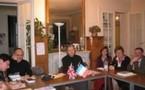 L'ANAS a accueilli une délégation anglaise de travailleurs sociaux