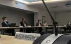Mathieu Klein préside sa première assemblée plénière et fixe l'objectif du livre vert pour mars 2022