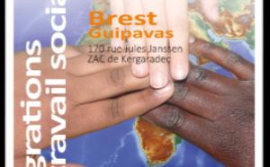 conférence intitulée Migrations et travail social
