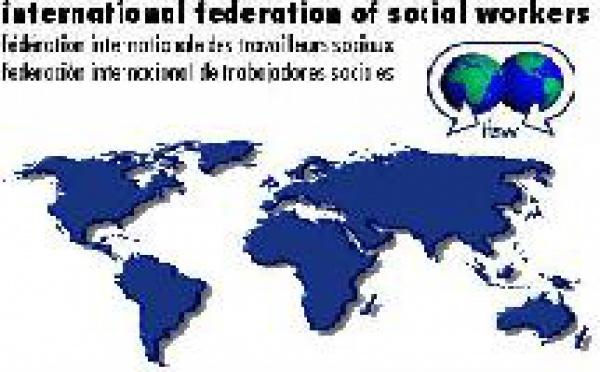 Journée Internationale d'Action du Travail Social  2004