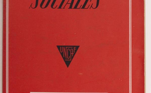 En 1951, l'Union nationale des caisses d'allocations familiales (aujourd'hui CNAF) publiait un numéro de sa revue consacrée à la déontologie