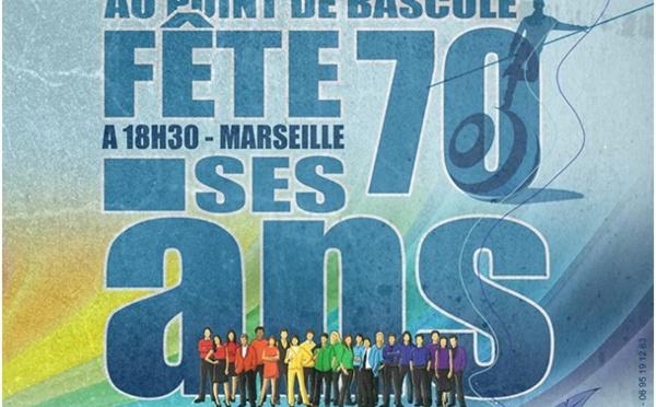 La section ANAS 13 fête les 70 ans de l'ANAS !