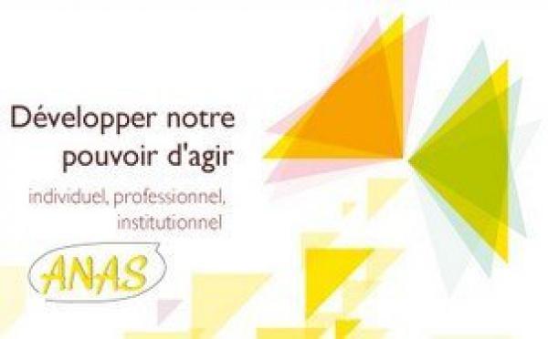 L'ANAS organise des Journées Nationales d'Etudes optimistes ! Montpellier – 6, 7 et 8 novembre 2008